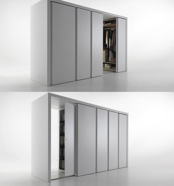 Genius Storage Concept...